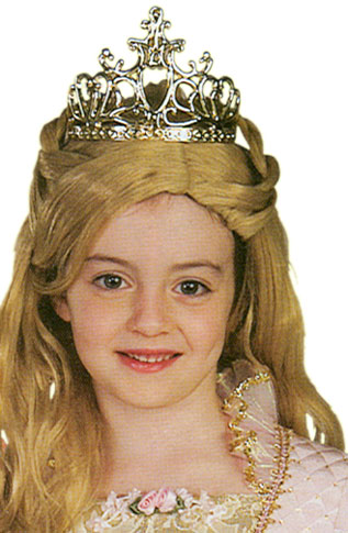 Barbie Anneliese Costume Wig