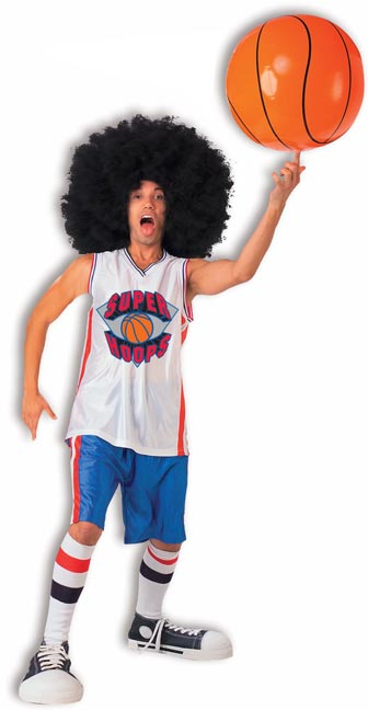 Adult 70s Basketball Player Costume