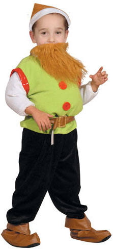 Child's Dwarf Costume