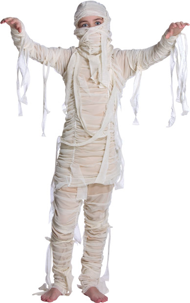 Teen Mummy Boy Costume