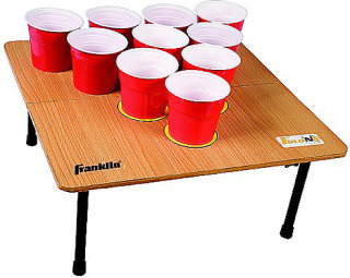Beer Pong Tailgate Game