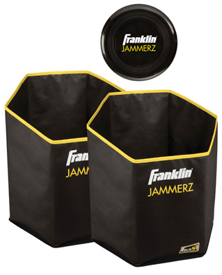 Jammerz Flying Disc Tailgate Game