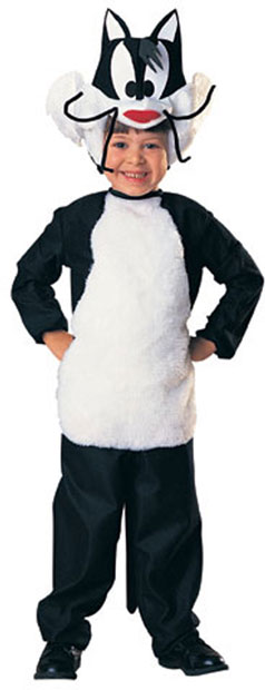 Toddler Sylvester the Cat Costume