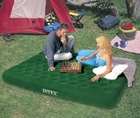 Queen Inflatable Camping Air Mattress