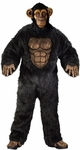 Adult Complete Chimpanzee Costume