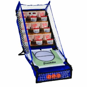 Electronic Basketball Bounce A Bucket