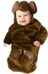Baby Fur Bunting Monkey Costume