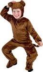 Child's Fur Monkey Costume