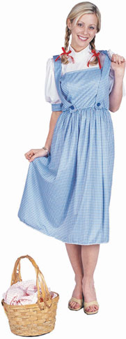 Adult Long Dorothy Costume