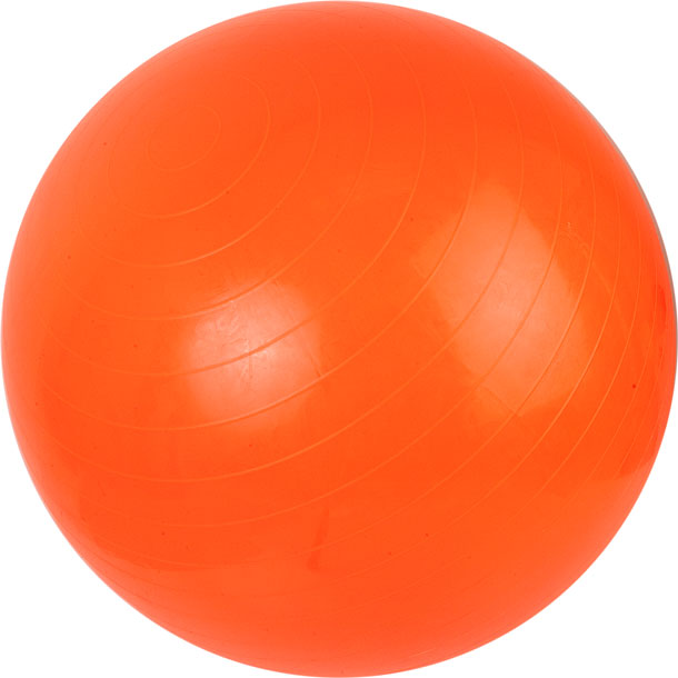 Gym Ball 37 Inch Diameter Orange