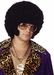 Chopped Black Afro Wig