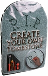 Make Your Own Tombstone Prop Kit