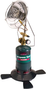 Portable Propane Camping Heater