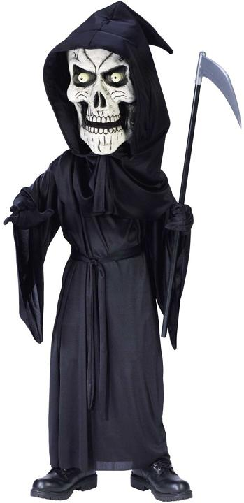 Child's Bobble Head Reaper Costume
