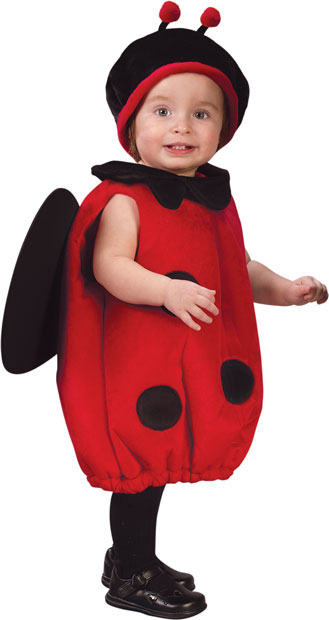 Infant Baby Lady Bug Costume