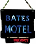 Bates Motel Sign