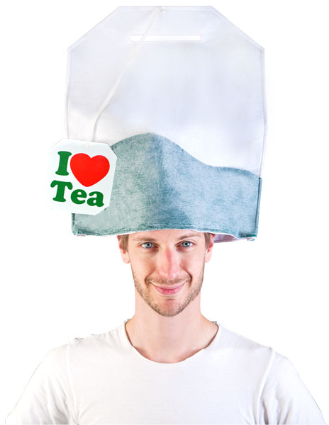 """I Love Tea"" Hat"