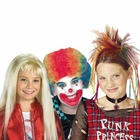 Child's Character Wigs