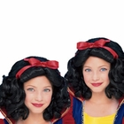 Child's Snow White Wigs