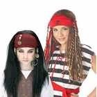 Child's Pirate Wigs