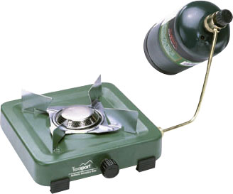 Single Burner Propane Camping Stove