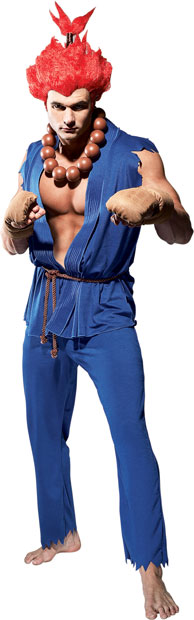 Adult Akuma Street Fighter Costume