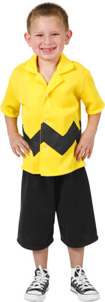 Toddler Charlie Brown Costume