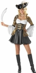 Teen Deluxe Pirate Princess Costume