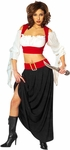 Women's Renaissance Pirate Costume