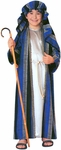 Child's Deluxe Christmas Shepherd Biblical Costume