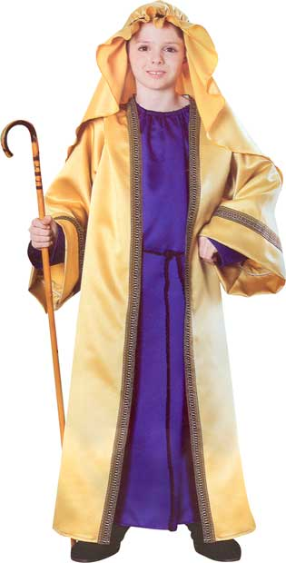 Child's Joseph Biblical Costume