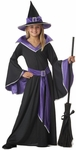 Child's Classy Witch Costume