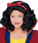 Child's Disney Snow White Wig