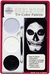 Skeleton Face Makeup Kit