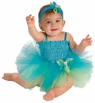 Blue & Green Infant Tutu Costume