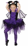 Girl's Bat Ballerina Costume