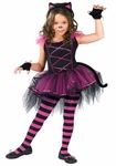 Girl's Cat Ballerina Costume