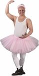 Male Ballerina Dancer Costume