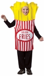 Child's French Fries Costume