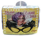 Dame Edna Wig & Glasses Costume Set