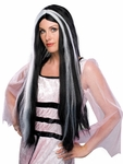 Lily Munster Costume Wig