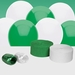 Green & White Decorating Kit