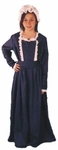 Child's DLX Colonial Girl Costume
