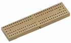 "7�"" Folding Cribbage Board"