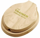 Toilet Seat Cribbage Board