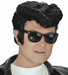 Men's 50s Style Greaser Wig