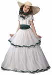 Child's Plantation Southern Belle Costume