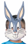 Looney Tunes Bugs Bunny PVC Mask