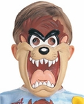 Looney Tunes Tazmanian Devil PVC Mask