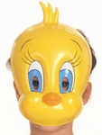 Looney Tunes Tweety Bird PVC Mask